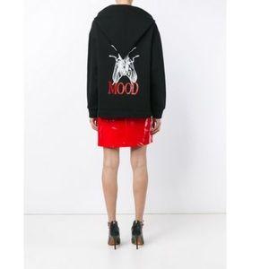 ashley williams Jackets & Coats - Ashley Williams bad mood hoodie